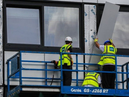 Cladding: 'Get a grip' on crisis, Labour tell ministers