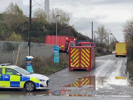 Avonmouth water works explosion: 'Multiple casualties' reported