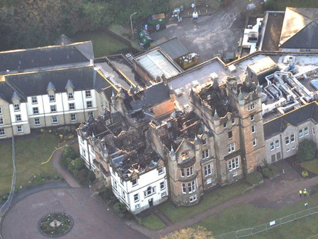 Cameron House fined £500,000 over fatal hotel fire