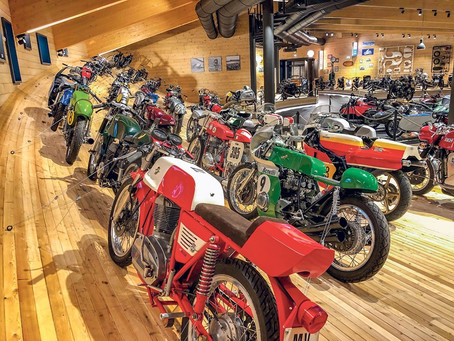 Top Mountain Motorcycle Museum ravaged by fire