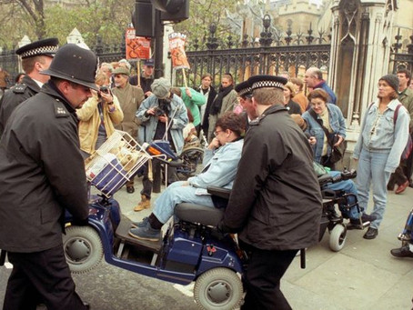Was 1995 the year that changed everything for disabled people?