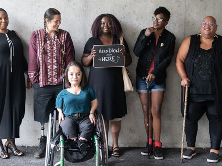 Game-changer' plan for 1.2bn disabled people