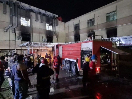 82 dead after 'oxygen tank explodes'