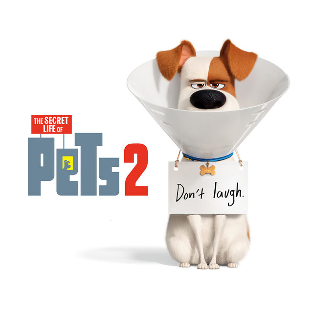 The Secret Life of Pets 2 Themed Enterta