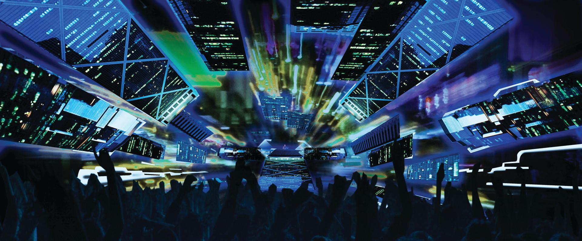 Immersive DJ Set
