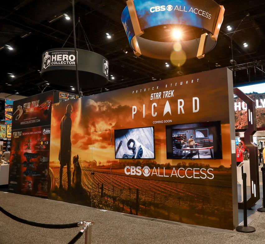 Star Trek SDCC 2019