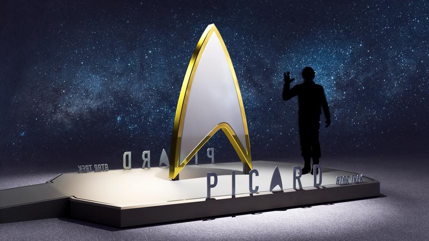 Picard Campaign Launch