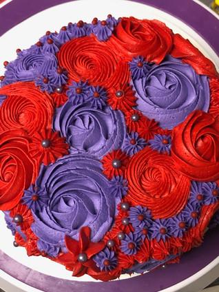 Flower Cake - 55