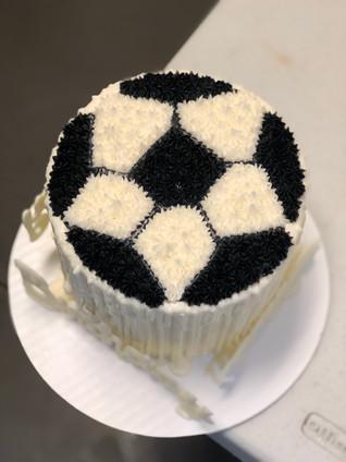 Soccer Ball Cake - 62