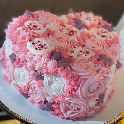 Heart Cake - 31