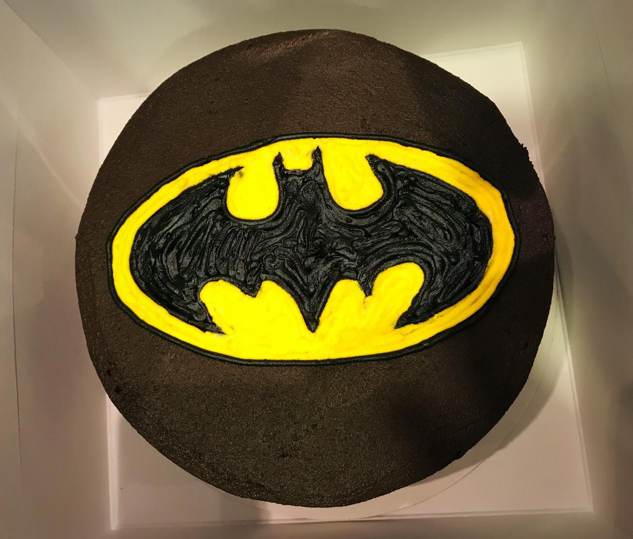 Batman Cake - 16