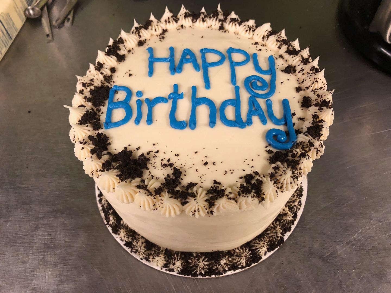 Birthday Cake - 9
