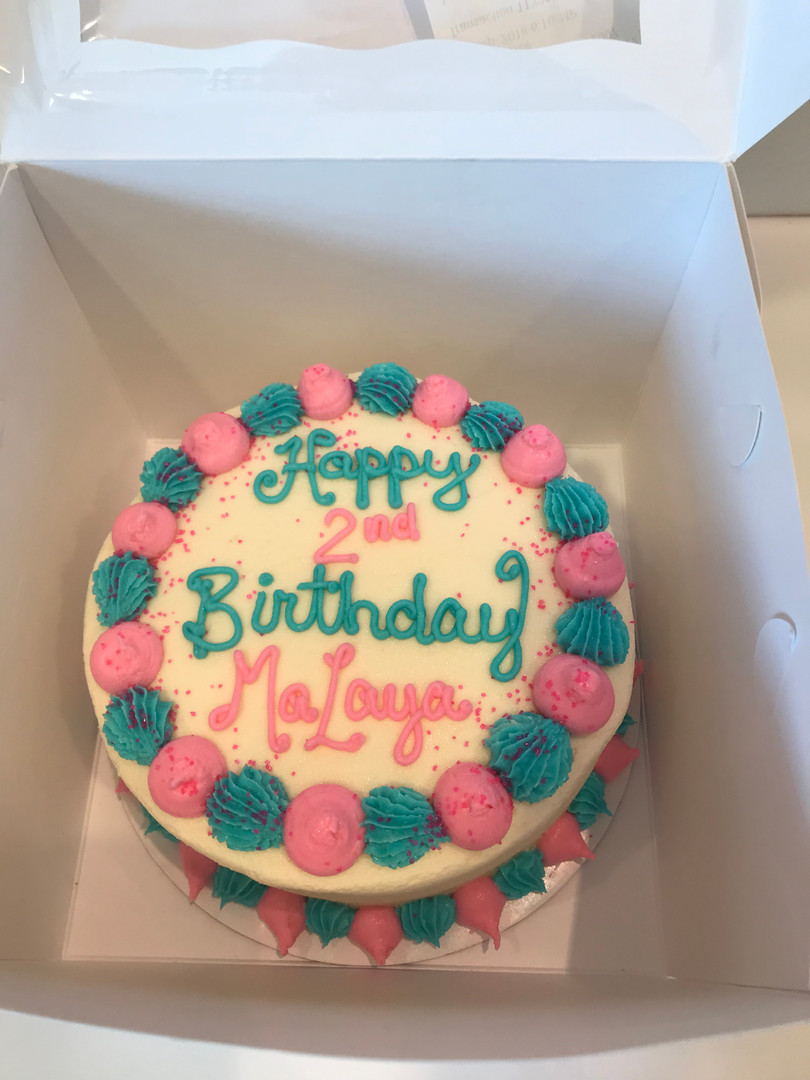 Birthday Cake - 13