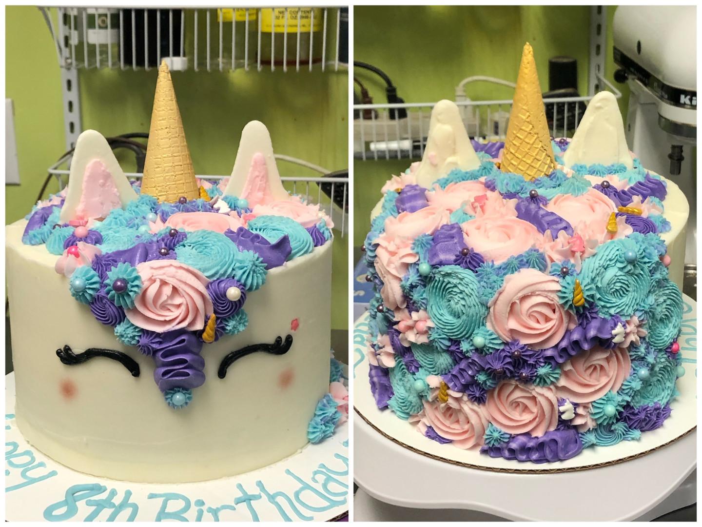 Unicorn Cake - 47