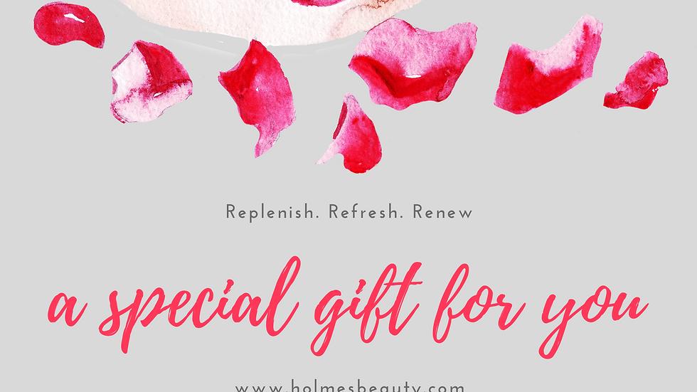 Holmes Beauty Gift Voucher