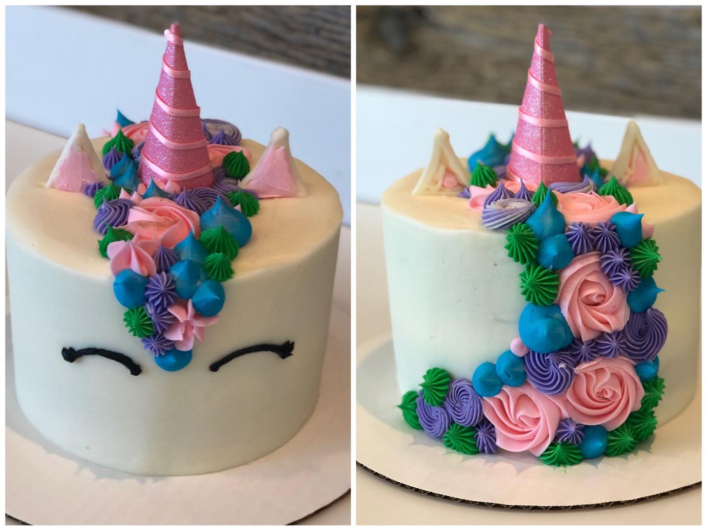 Unicorn Cake - 26