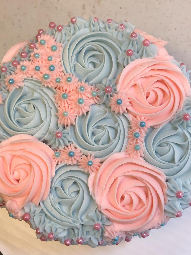 Rose Cake - 64
