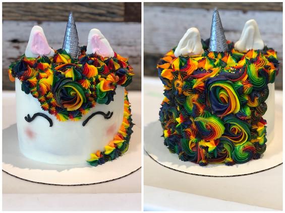 Unicorn Cake - 43