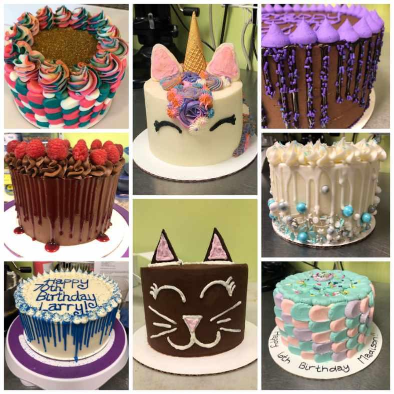 Birthday cake 104