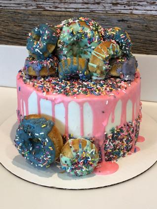 Donut Cake - 46