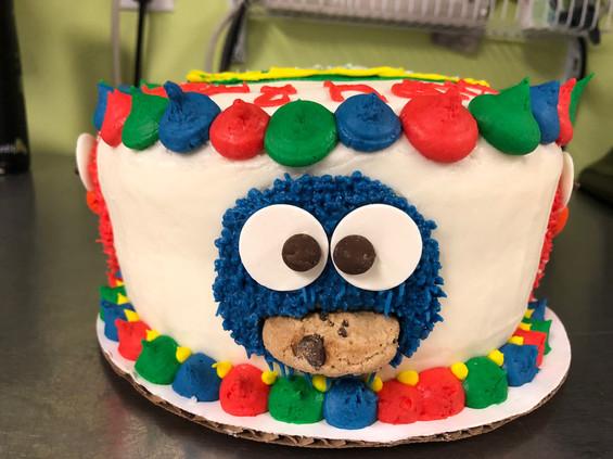 Children's Birthday Cake - 12
