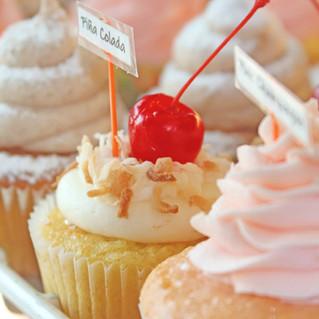 Gourmet Cupcake Selection