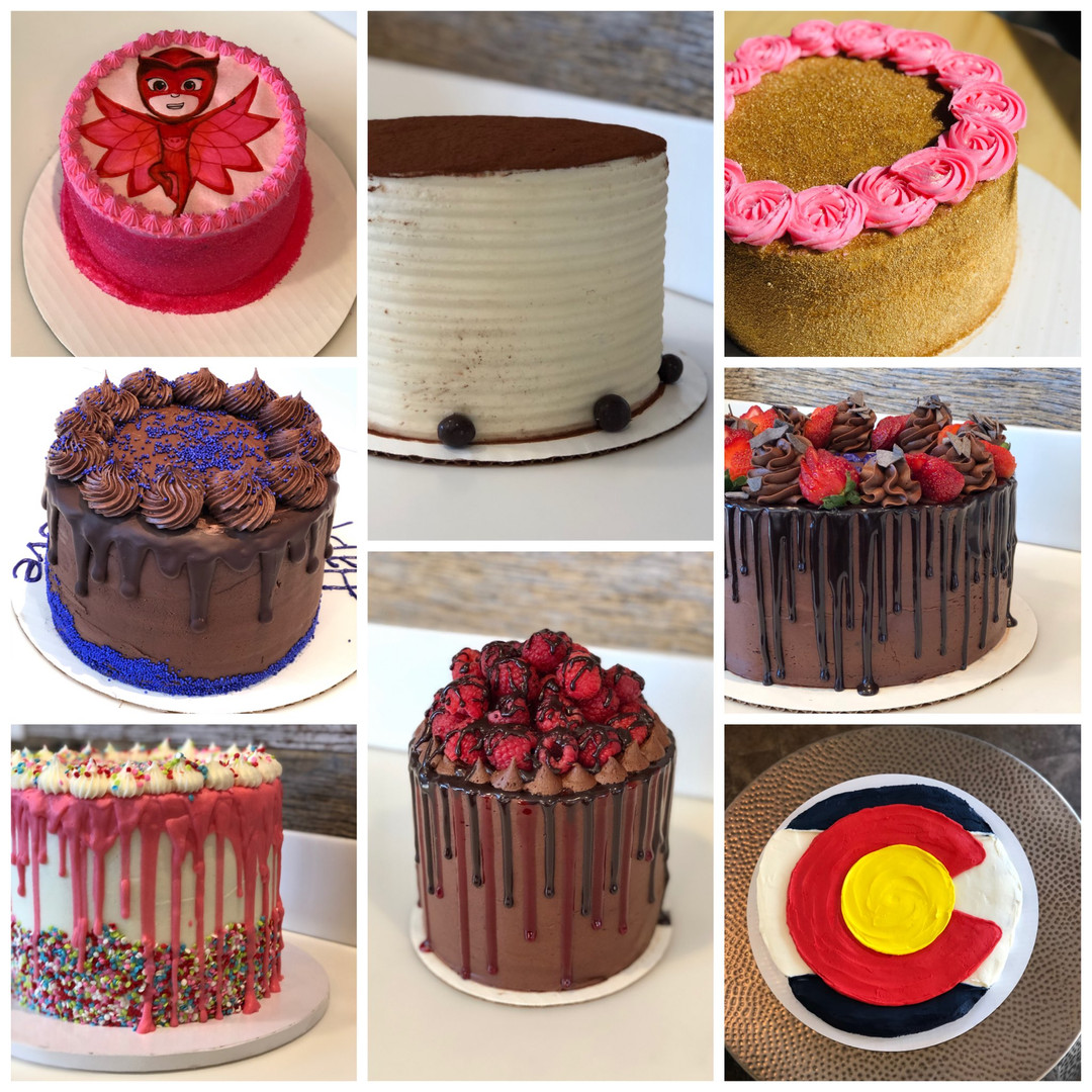 Speciality Cakes - 25