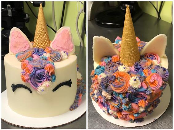 Unicorn Cake - 4
