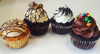 Denver candy cupcake dessert