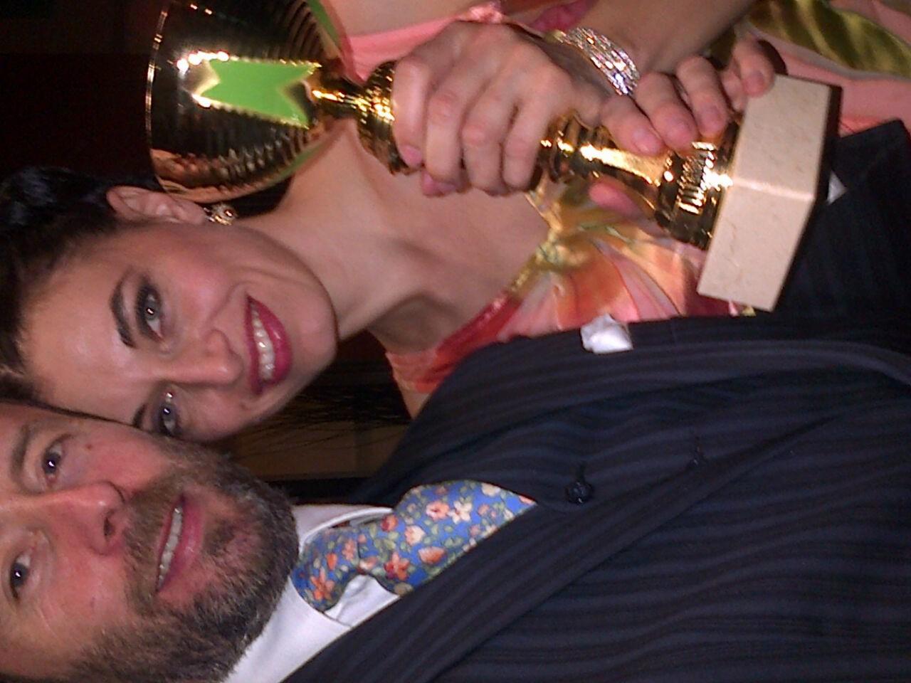 primer premio Open Showdance 2014