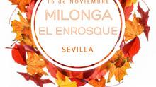 Milonga el Enrosque 16 de noviembre
