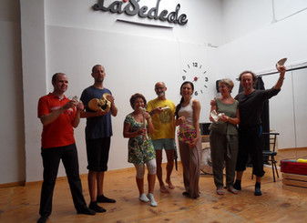 Pelvis y caminata: un taller de Método Franklin para el tango en Sevilla