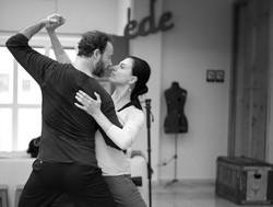 tango en la Sedede