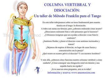 Taller COLUMNA & DISOCIACIÓN: Metodo Franklin para el Tango