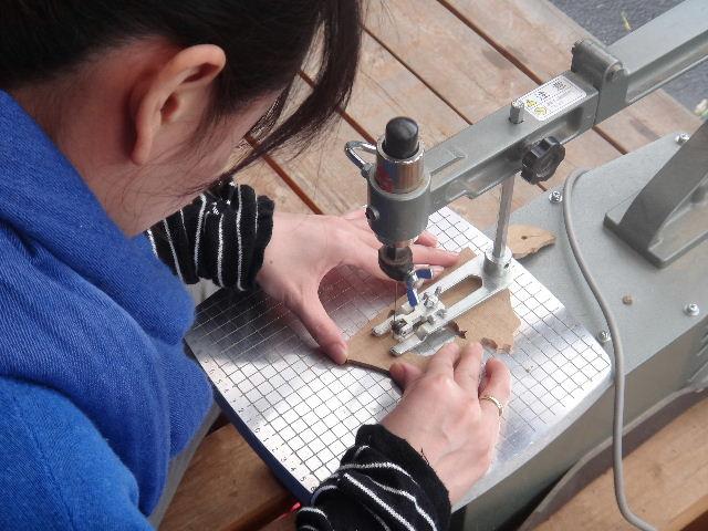 木工体験教室