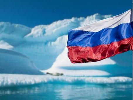 Циркумполярная территория как аналог советской целины. Выпущенная Центром монография по арктическому