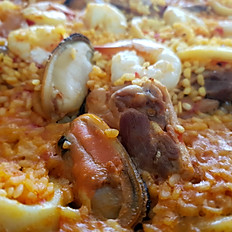 Takeaway Paella Mixta - Sunday Only!