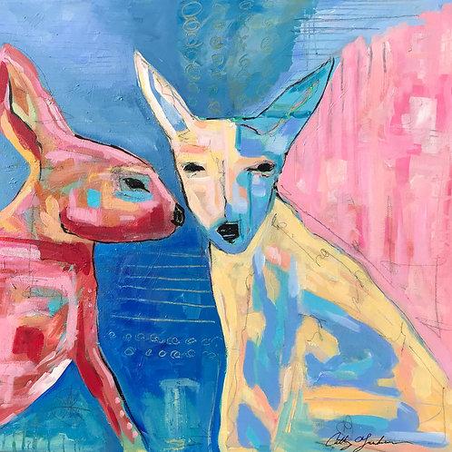 Frenemies by Cathy Faughnan