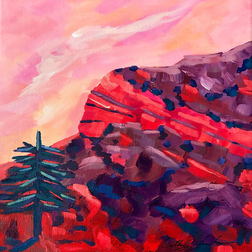 Steamboat Mountain by Cathy Faughnan