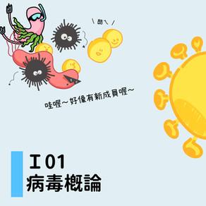 微微生物:病毒I01 病毒概論