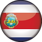 Costa Rica Flag - Round.png