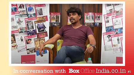 In Conversation with Box Office India