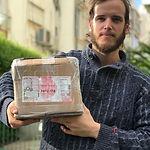 Kombucha doorstep delivery service 🚚is