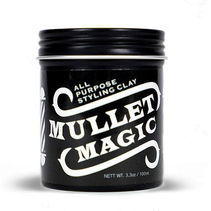 Mullet Magic by Mullet Dragon All Purpose Styling Clay
