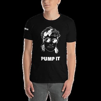 PUMP IT  Mullet Dragon Shirts