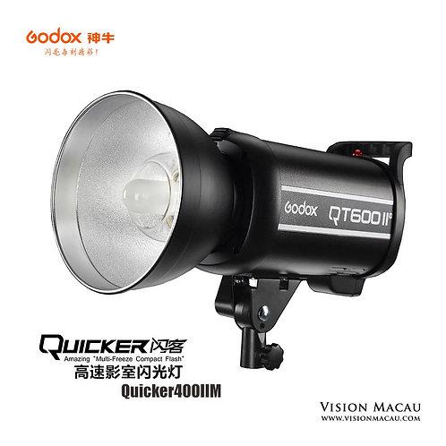 QT400II 高速影樓閃光燈