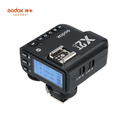 X2T TTL 無線發射器 (Nikon/Canon/Sony/Fujifilm)
