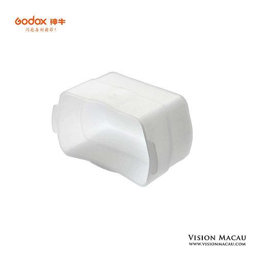 神牛機頂燈專用柔光罩-白色