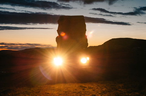 Land-Rover-Lights-Sunset-Scotland.jpg