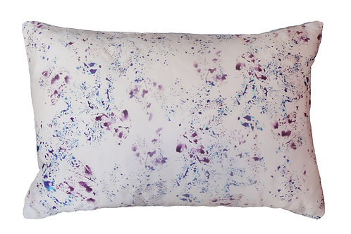Blue Oak Silk Pillowcase